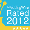 5 Star Wedding Wire Rating