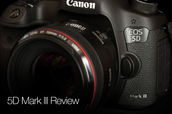 Canon 5D Mark III Review by a Wedding Photographer